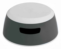 WC-koroke / turvakoroke, Luma, Dark Grey