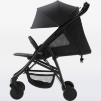 Britax B-Lite, Steel Grey