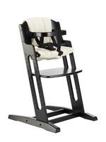Istuinpehmuste Dan Chair -syöttötuoliin, BABYDAN, musta