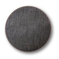 Kaukalolämpöpussi, dark grey melange, Eisbärchen