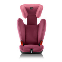 Britax KidFix SL BR Black Series - Wine Rose - 15-36kg