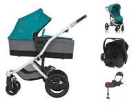 Britax Affinity 2 - Travel System - Primo tai i-Size