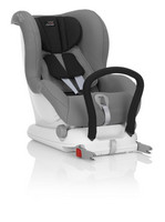 Britax Römer Max-Fix 2, Isofix - Steel Grey