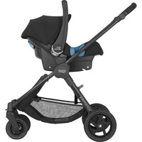 Britax B-Motion 4 Plus - Travel System, kaikki värit