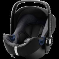 Britax Baby-Safe I-SIZE 2 -turvakaukalo + Flex -Base, Graphite Marble