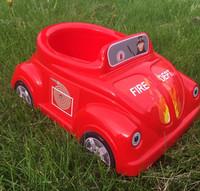 Potta, auton mallinen, eri värejä