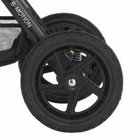 Takapyörä Britax B-Motion 4 - ilmakumipyörät, 2 kpl