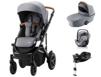 Britax Smile 3 - Travel System - Baby-Safe I-SIZE 2