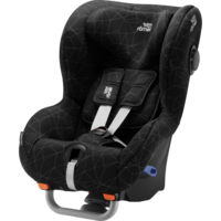 Britax Max-Way PLUS - 9-25kg - Crystal Black - POISTOERÄ
