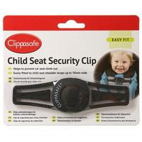 Turvaistuimen vöiden lisäkiinnitin, Clippasafe