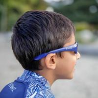 Aurinkolasit, Stonz Sunnies - Kid Sport - 2-6 v -tummansininen