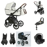 Travel System -starttipaketti - Nordbaby Nord Active Plus - Joie i-Snug