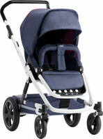 Britax Go Next², Go Next 2 - Oxford Navy / white - heti varastosta