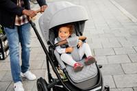Britax Römer Smile III - LIMITED EDITION: Nordic Grey -yhdistelmävaunu + STAY SAFE