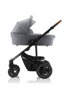 Britax Smile 3 - Travel System - Baby-Safe I-SIZE 2 - LIMITED EDITION: Nordic Grey