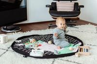 Play & Go -lelusäkki / lelumatto, pehmeä, Lama