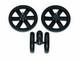 Britax B-Agile 3  -vaihtopyörät - Tilaustuote