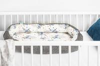 Vauvapesä, unipesä, babynest Coconut, Dreamcatcher/grafiitti