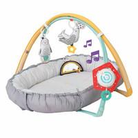 Lelumatto / leikkimatto / unipesä - 4in1 -puuhakeskus, Taf Toys