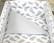 Reunapehmuste, pussilakana ja tyynynliina, Eimi, harmaat höyhenet