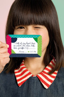 Milestone The Original Mini Cards - muistokortit lahjarasiassa