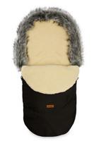 Lämpöpussi, Eskimo - VILLA - musta - 100cm