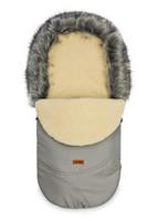 Lämpöpussi, Eskimo - VILLA - vaaleaharmaa - 100cm