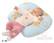 Imetystyyny, Eimi, Yksivärinen harmaa, iso, 155cm