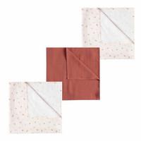 Harsopaketti, 3 kpl, LUMA, Sunset Shapes, 70x70cm