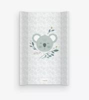 Hoitotaso, hoitoalusta, harmaa koala