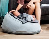 Doomoo - Seat`n Swing - vauvan keinuva istuin, harmaa