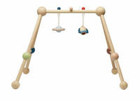 Plantoys - Baby Gym (orchard), lelukaari puisilla leluilla