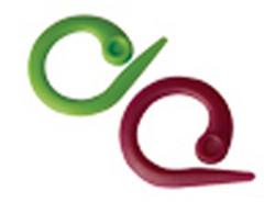 KnitPro Kerrosmerkki / avonainen silmukkamerkki, 30 kpl
