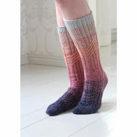 teetee Rainbow Sock - sukkalanka
