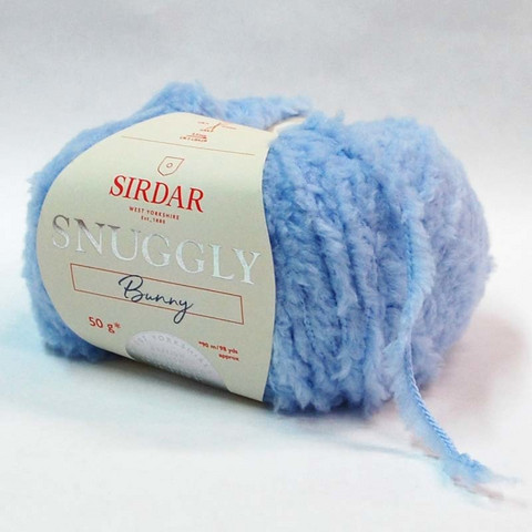Sirdar Snuggly Bunny, vauvalanka