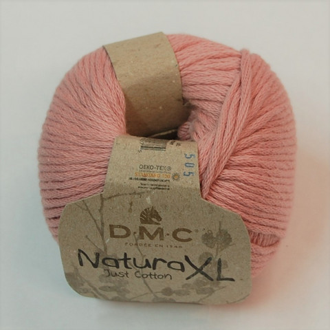 DMC Natura Just Cotton XL - makramelanka