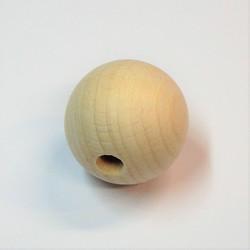 Puuhelmi 2.5 - 3 cm