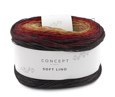 Katia Concept Soft Lino - pellavalanka