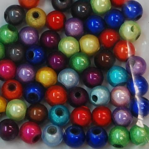 Heijastavat helmet 8 mm, 7 g = n. 30 kpl, multicolor