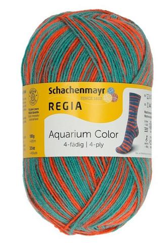 Regia Aquarium Color 4-ply sukkalanka