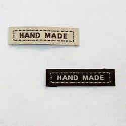 Ommeltavat Hand made -merkit