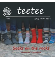 teetee Socks On the Rocks -sukkalehti