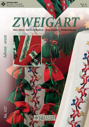 Zweigart Advent 103/127 -ristipistoja