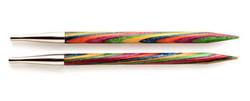 KnitPro Symfonie pyöröpuikkokärjet, lyhyt, 3.0 - 6.0 mm