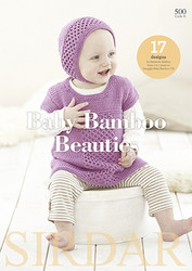 Sirdar Baby Bamboo Book 500: Beauties