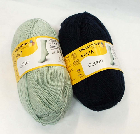 Regia Cotton 4-ply
