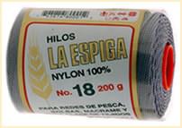 Hilos Omega La Espiga No. 18 -nylonlanka