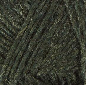 lettlopi-istex-islantilainen-lampaanvilla-lanka-kirjoneule-pusero-islantilaisneule-1407-tummanvihrea