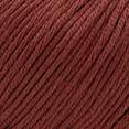 puuvilla-lanka-neulonta-kesalanka-merseroimaton-matta-puuvillalanka-katia-cotton-100-ruosteenpunainen