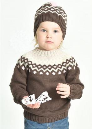 lasten-kirjoneule-kaarroke-pusero-paita-ohje-teetee-helmi-merinovilla-lanka